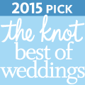 2015 Pick: The Knot Best of Weddings