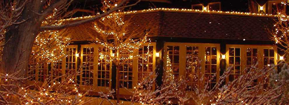 Christmas at The Greenbriar Inn